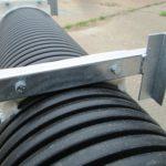 pontonu konstrukcijas cinkotas