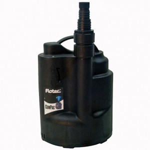 FLOTEC COMPAC 150, 0.3 kW